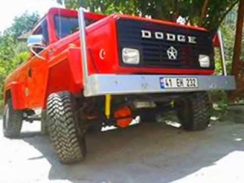 Dodge S100 Modifiye - YouTube