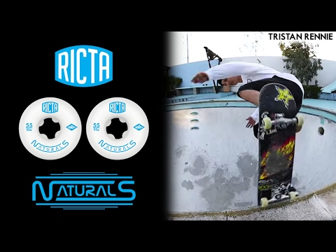 Full pipe or Pool? Tristan Rennie can skate it all - Ricta Naturals