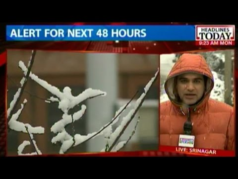 Heavy snowfall, rain predicted in Himachal Pradesh over next two days