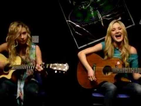 Out Of The Blue-aly And Aj video