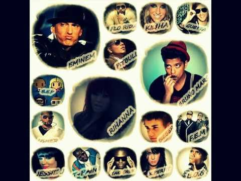 ºNEW REMIX- Katy perry,Eminem, Rihanna, Usher,Kesha,Flo Rida,BoB,Bieber,BEP,Guettaº