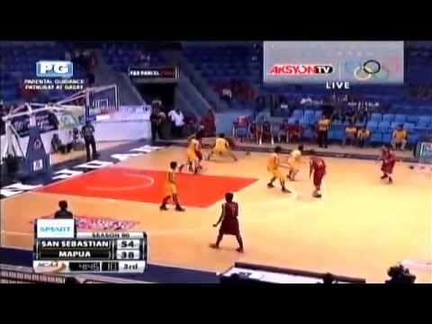 SSC - R vs Mapua Institute of Technology August 29,2014 - [ 3rd Qtr ] NCAA Season 90