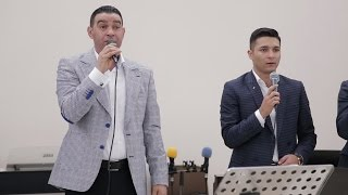 Vasile Oprea si fratii de la Toflea - Colaj cantari - Zalau 2015