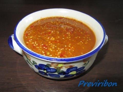 how to make salsa de tomatillo
