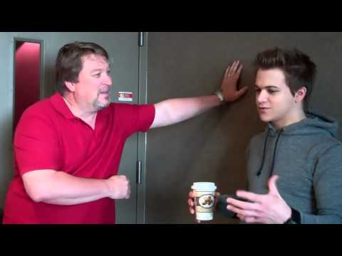 Bob Visits With Hunter Hayes video