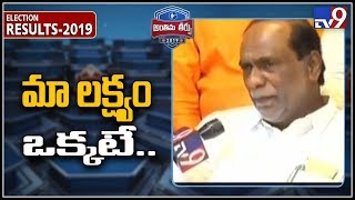 Election Results 2019 : BJP Lakshman slams KCR