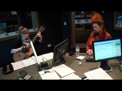 Katie Noonan&Karin Schaupp perform 'Saturday Night'