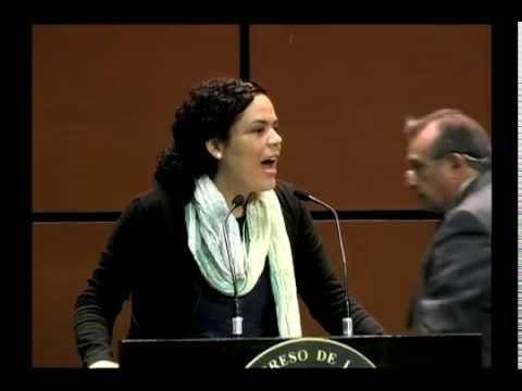 Sen. Mariana Gómez del Campo: sobre investigaciones respecto al delegado de Iztapalapa 210115