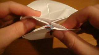 How To Make A Origami Dragon Part 1