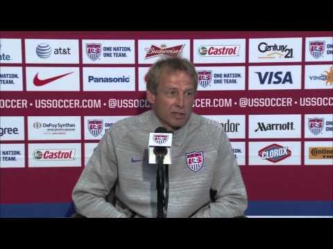 Jurgen Klinsmann explains leaving Landon Donovan off USMNT