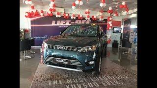 Mahindra XUV 300 W8 Variant | 2019 | Exteriors & Interiors | Auto Explore