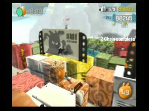 de Blob 2 (Wii) Walkthrough/Guides Faq Gameplay Part – 1