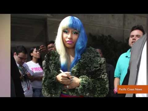 Nicki Minaj Previews Kmart Clothing Line
