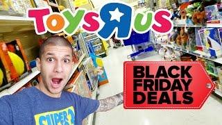 Toysrus Toy Hunting Vlog #3 - Black Friday 2016 Edition
