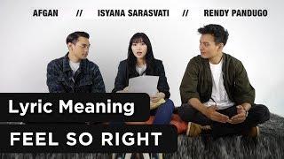 Afgan, Isyana, & Rendy Pandugo