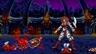 Weaponlord (SNES) Playthrough - NintendoComplete
