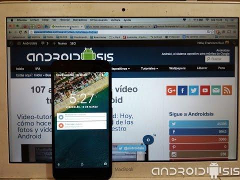 Conectar Android con Mac vía cable USB y no morir en el intento