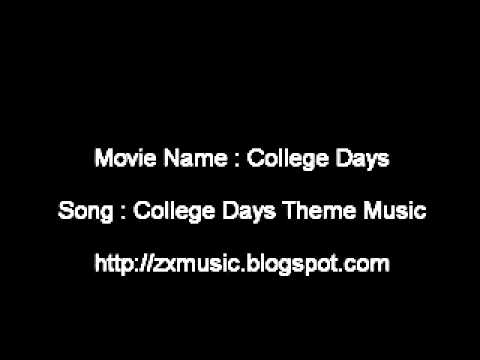 College Days Malayalam Movie Theme Music video