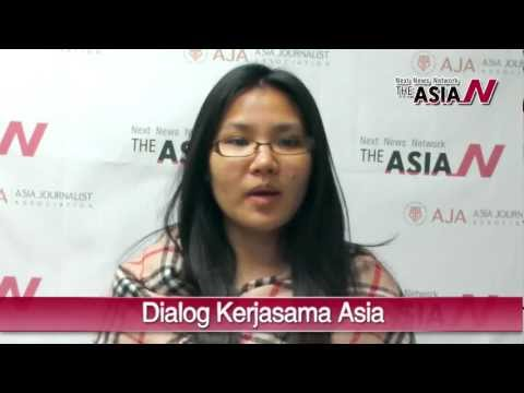 [The AsiaN Video for Indonesian] Dialog Kerjasama Asia