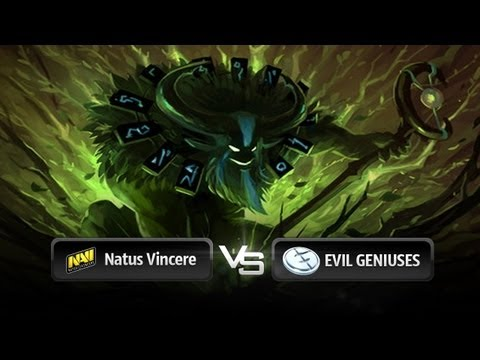 Na`Vi Funn1k Triple KIll VS EG @  WePlay.ua Showmatch
