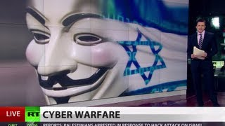 Hacktivists warn Israel_ 'Be ready for larger surprises'