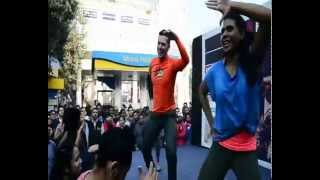 Zumba by Delhi Salsa Club @ RaahGiri Day, Connaught Place