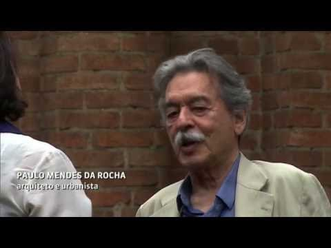 Paulo Mendes da Rocha - Entrevista Completa no Programa Milênio