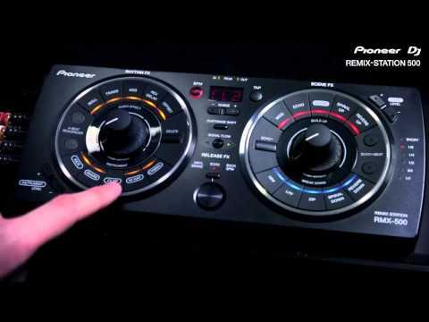 Обзор эффектора Pioneer RMX-500 на русском (HD).mp4