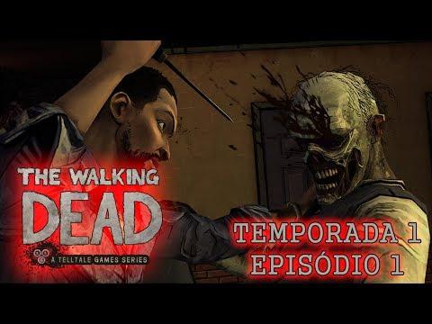 The Walking Dead : The Game - Temporada 1 - Episódio 1 [Telltale Games - Legendado em PT-BR]