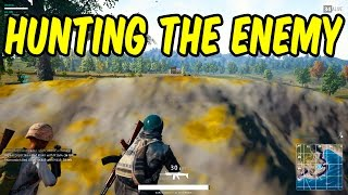 Hunting the enemy! - Battlegrounds full game 3