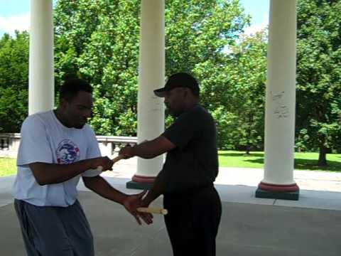 American Modern Arnis (Balintawak & Atillo Saavedra Eskrima Sensitivity Training) - Park Lesson Image 1