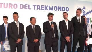 Noi siamo la storia ed il futuro del Taekwondo!
