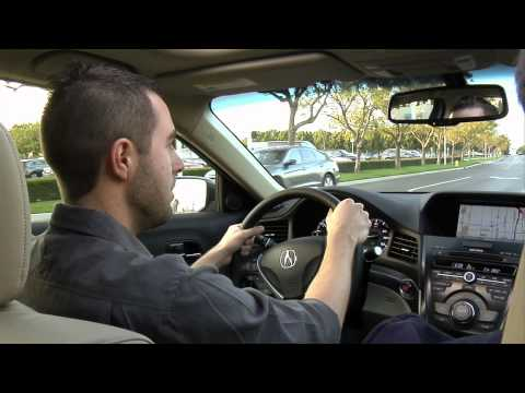 Acura - Acura Headquarters - Tyson Hugie Drives The ILX