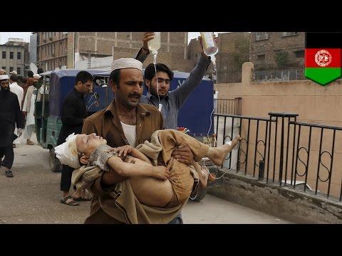 Un violent séisme fait plus de 200 morts en Afghanistan et au Pakistan