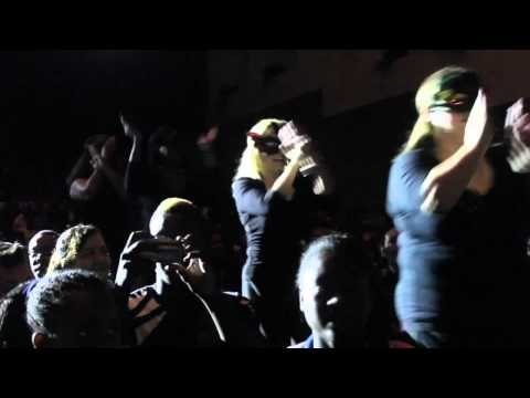 2013 Santaluces FCAT Pep Rally Part 9 - CCS Step Team