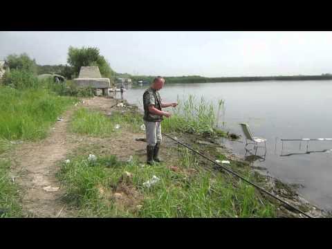 рыбалка в трещихе