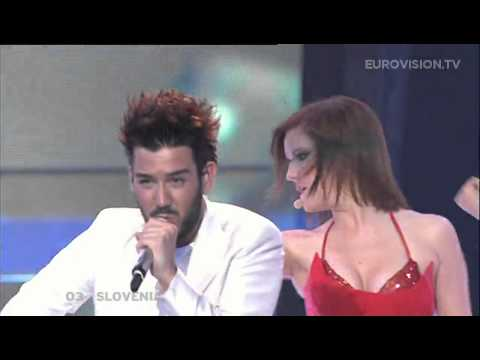 Anzžej Dežan - Mr. Nobody (Slovenia) 2006 Semi-Final