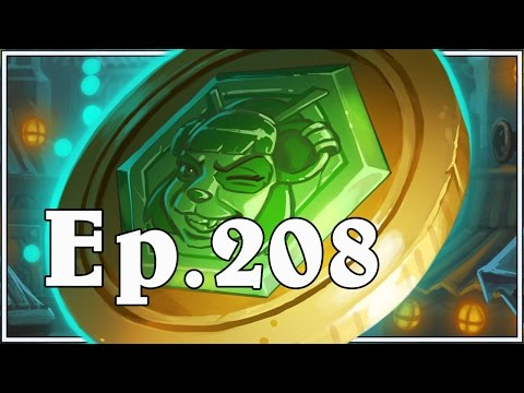 Funny And Lucky Moments - Hearthstone - Ep. 208