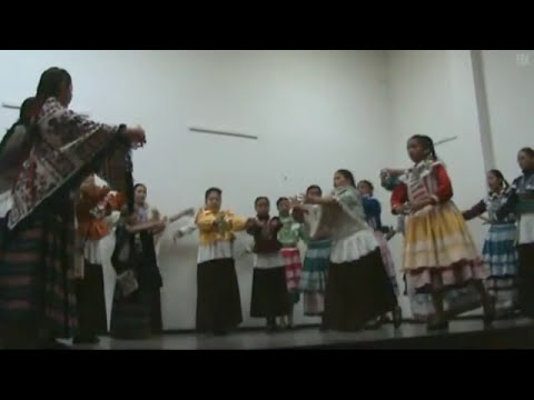 Los Niños Cantores del Valle de Chalco - Song of the crocodile