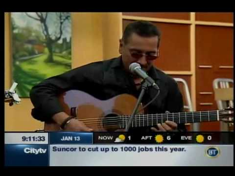Trifecta, Pavlo, Rik Emmett&Oscar Lopez @ City TV Interview&Performance - Part 2