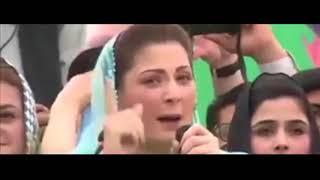 Funny Speech of Maryam Nawaz in Rawalpindi