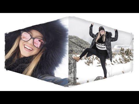 Tatry trochu jinak - s Českou Miss - v plavkách na sněhu, vyhlášení nanečisto