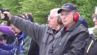 107th Habsburg Schiessen 50m Pistol 2nd and 3rd series