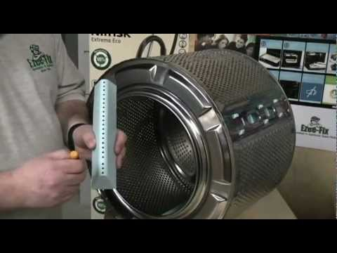 Washing Machine Parts How To Fit A Drum Paddle To A