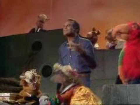 Harry Belafonte On The Muppet Show video