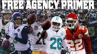 NFL Free Agency Preview Big Names, Sleeper Studs, Risky Signings  More  Around the NFL