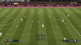Fifa 18 - Career - MANCHESTER UNITED  - Euro League