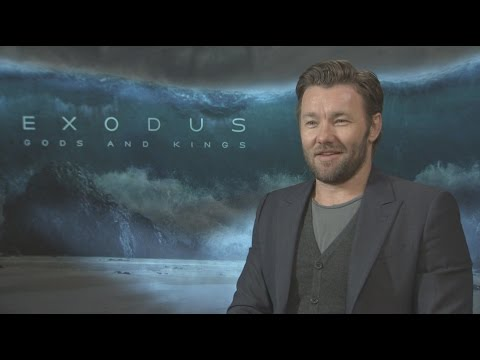 Joel Edgerton Talks EXODUS: GODS AND KINGS, LIFE and BLACK MASS