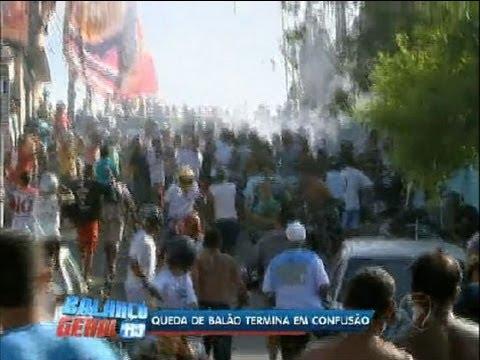 Gangues de baloeiros entram em conflito em São Gonçalo (RJ)