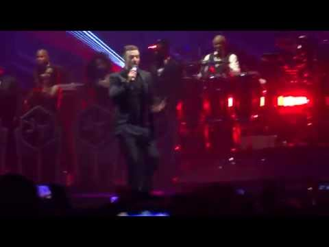 Justin Timberlake – Sexyback (20/20 Tour LIVE in Antwerp, Sportpaleis 01.05) HD Concert